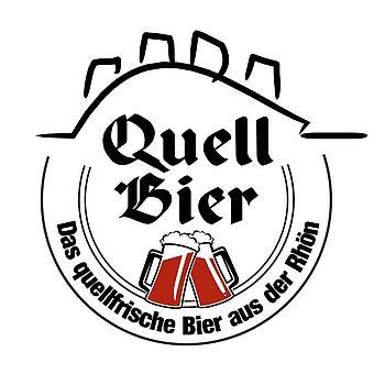Logo vom Quellbier